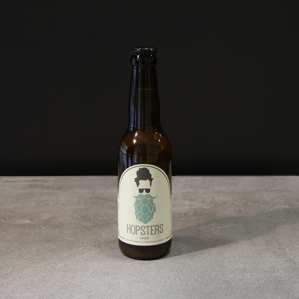 Hopsters Lager